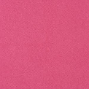 Casadeco Berlin Salsa Uni 10384223 Rose Fabric