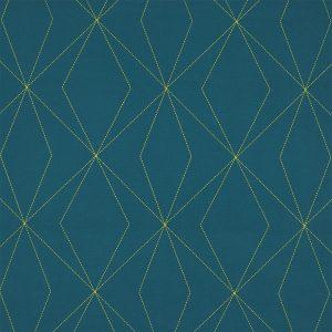Casadeco Berlin Art 81406219 Emmeraude Fabric