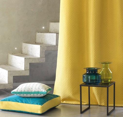 Casadeco Berlin Damier Fabric Roomset