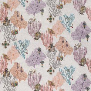 Matthew Williamson Deya Coralino F7244-01 Fabric