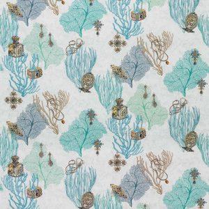 Matthew Williamson Deya Coralino F7244-02 Fabric
