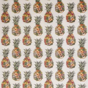 Matthew Williamson Deya Ananas F7245-02 Fabric