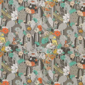 Matthew Williamson Deya Cactus Garden F7247-02 Fabric
