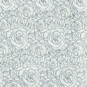 Prestigious Textiles Serenity Flare Ink 7836-760