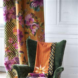 Designers Guild Jaipur Rose Manchu Alchemilla FDG2821-01