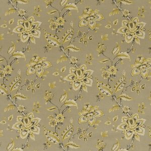 Clarke and Clarke Eden Palampore Taupe F1331-05