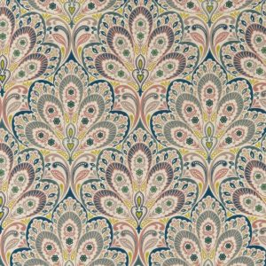 Clarke and Clarke Eden Persia Multi F1332-04