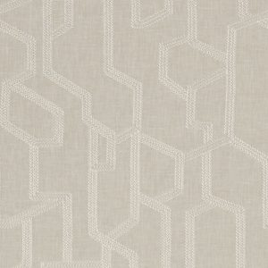 Clarke and Clarke Exotica Labyrinth Linen F1300-03
