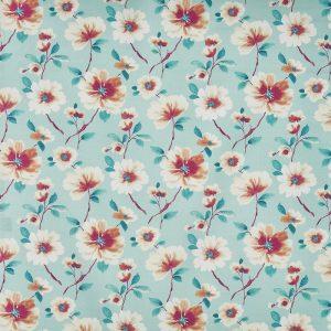 Prestigious Textiles Tresco Abbotsbury Tigerlilly 3733-433