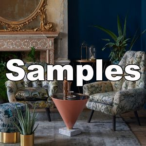Clarke and Clarke Exotica Samples