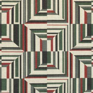 Anna French Savoy Cubism AF9652