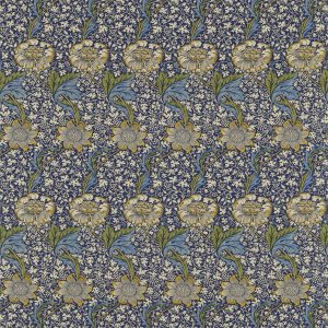 Kennet Fabric 220332 by William Morris & Co