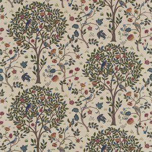 Kelmscott Tree Fabric 220327 by William Morris & Co