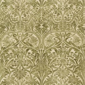 Bluebell Fabric 220330 by William Morris & Co