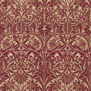 Bluebell Fabric 220332 by William Morris & Co