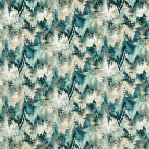 Harlequin Momentum 13 Distortion 120964 Adriatic Fabric