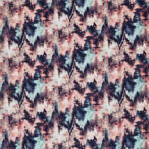 Harlequin Momentum 13 Distortion 120965 Rosewood Fabric