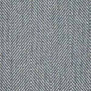 Sanderson Chika Weaves Chika 233569 Blue Fabric