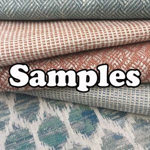 Baker Lifestyle Block Weaves Fabric Samples