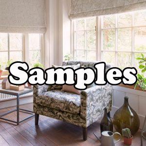 Blendworth Solstice Fabric Samples