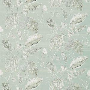 Amborella Silk Fabric 120419 by Harlequin