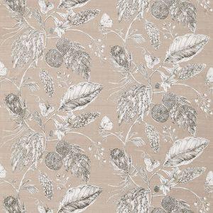 Amborella Silk Fabric 120421 by Harlequin
