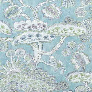 Anna French Nara Tree House AF9863 Fabric
