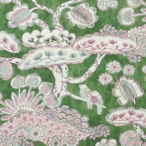 Anna French Nara Tree House AF9866 Fabric