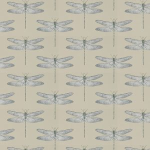 Demoiselle Fabric 120436 by Harlequin