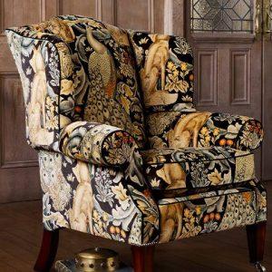 Morris Fabrics Compilation - Anniversary Edition Fabrics by William Morris & Co