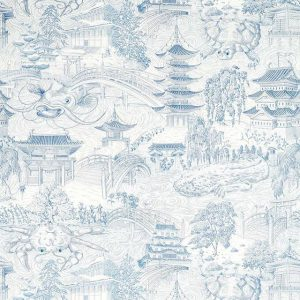 Eastern Palace Fabric 322717 by Zoffany