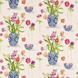 Painters Garden Fabric by Sanderson DAPGPA203