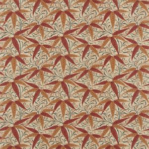 Bamboo Fabric 222527 by William Morris & Co