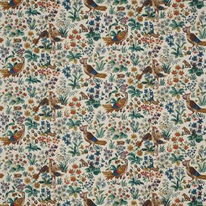 Cluny Fabric by Sanderson PR7024/4
