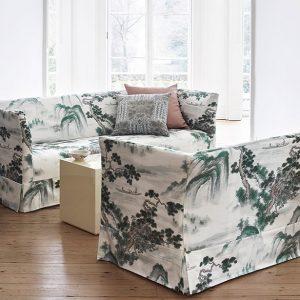 Kensington Walk Fabric