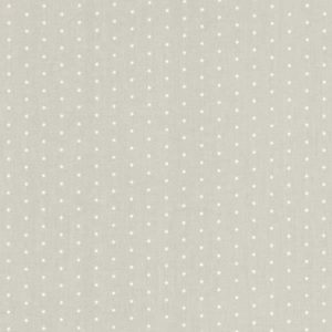 Casadeco Alice and Paul Pois AES19109239 Gris Fabric