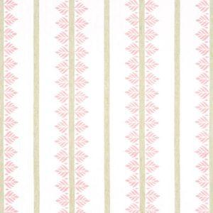 Anna French Antilles Fern Stripe AF15100 Blush Fabric