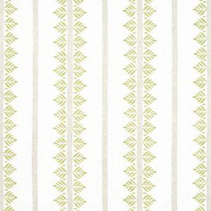 Anna French Antilles Fern Stripe AF15102 Green Fabric