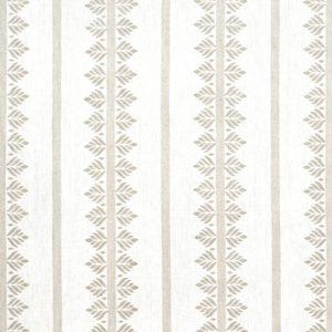 Anna French Antilles Fern Stripe AF15104 Beige Fabric