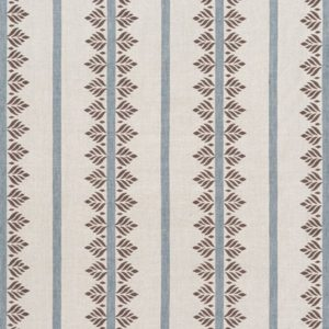 Anna French Antilles Fern Stripe AF15106 Brown Fabric