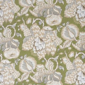 Anna French Antilles Westmont AF15111 Green Fabric