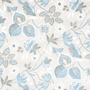Anna French Antilles Indienne Hazel AF15114 Spa Blue Fabric
