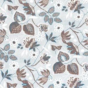Anna French Antilles Indienne Hazel AF15117 Brown Fabric