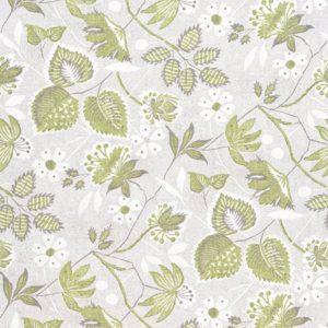 Anna French Antilles Indienne Hazel AF15118 Green Fabric