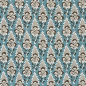 Anna French Antilles Cornwall AF15122 Brown Fabric