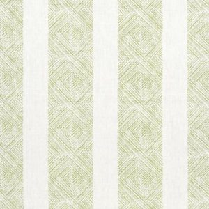Anna French Antilles Clipperton Stripe AF15125 Green Fabric