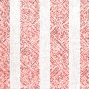 Anna French Antilles Clipperton Stripe AF15126 Red Fabric