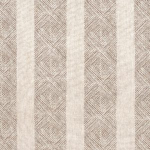 Anna French Antilles Clipperton Stripe AF15130 Brown Fabric