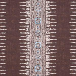 Anna French Antilles Javanese Stripe AF15139 Brown Fabric