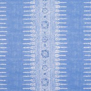 Anna French Antilles Javanese Stripe AF15141 Wedgwood Blue Fabric